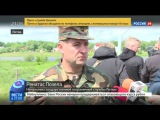 Новости на «Россия 24» • Сезон • Стройка века в Литве: на границе с Россией возведут забор