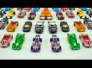 Носики Курносики • Машинки. Гоночные машинки. Коллекция машинок Хот Вилс. Учим цвета - Видео для детей про Машинки