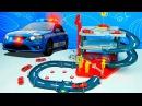 Носики Курносики • МАШИНКИ. Гоночные Спортивные и Полицейские Машинки для детей. Many Cars for Children
