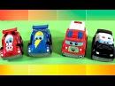 Носики Курносики • Машинки развивающие мультики все серии подряд Рабочие и гоночные машины Сборник мультфильмов
