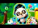 Носики Курносики • Детский сад Доктора Панды - Dr  Panda's Daycare. Обзор развивающего приложения для детей