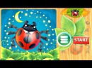 Носики Курносики • Развивающее видео для детей - Анимированные пазлы насекомые. Обзоры детских приложений