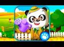 Носики Курносики • Огород Доктора Панды - Обзор развивающего приложения для детей. Dr  Panda's Veggie Garden