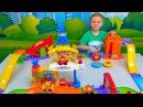 Носики Курносики • Машинки и БОЛЬШОЙ гоночный трек Vtech - Интерактивные машинки для детей на радиоуправлении. Cars