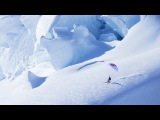Incredible Speedriding Line The Rowel - The Unrideables Alaska Range