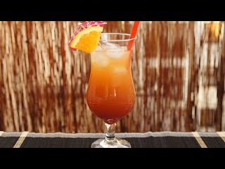 Sex on the beach - how to make the cocktail? (drink recipe)