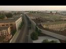 Весь проспект Ленина Соборный Запорожье с высоты