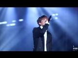 - FANCAM - 30-11-2016 B.A.P - Young, Wild Free (фокус на Ёнджэ) @ «LOVE Concert»