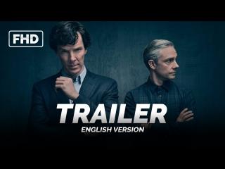 ENG | Трейлер: «Шерлок - 4 сезон / Sherlock - 4 season» 2017