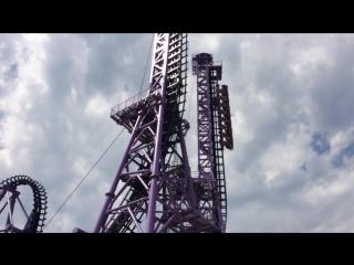 Квантовый Скачок * Quantum Leap / Аттракцион в Сочи Парке.