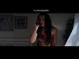 Попка что надо, и говорит по-русски! Наташа Алам (Natasha Alam) голая в фильме Код Каина (The Code of Cain, 2015)