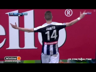 Торино - Удинезе 0:1. Якуб Янкто