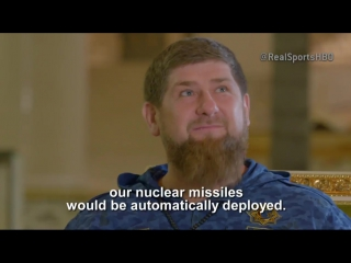 Кадыров: мы весь мир раком поставим