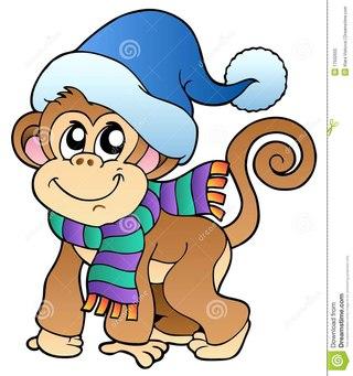Cute Monkey Images Stock Photos amp Vectors  Shutterstock