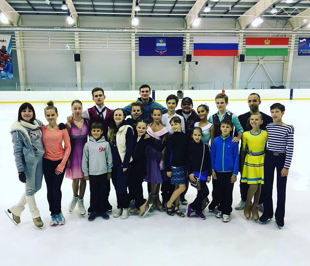 СШОР «Сокольники» (Москва, Россия) - Рублева-Шефер Vw-Ih-q70TM