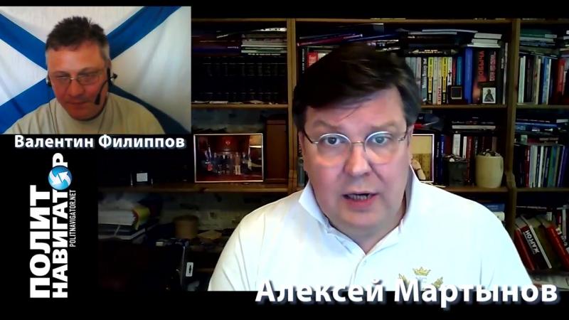 Додон проиграет выборы - реплика Алексея Мартынова