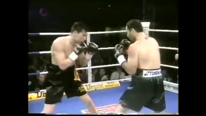 Муслим Биарсланов - Дариуш Михальчевски. 3.04.1999