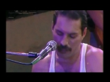 Queen (Freddie Mercury)_ We Are the Champions (Live Aid Semiwidescreen)
