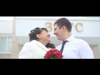 Свадьба Сергея и Ляйсан