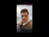 Алексей Воробьев Первый прямой эфир Instagram со съемочной площадки #UnRealTV Ванкувер Канада 06.02.2017