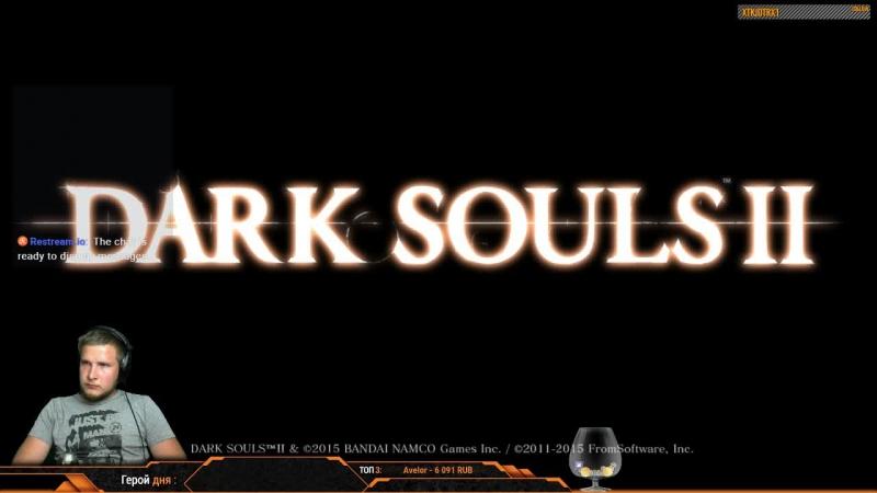 Тысяча и одна смерть в Dark Souls.