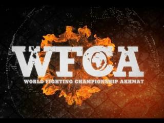 Международный бойцовский турнир WFCA – 33
