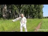 Упражнение цигун для позвоночника Видео урок - Смотри и делай