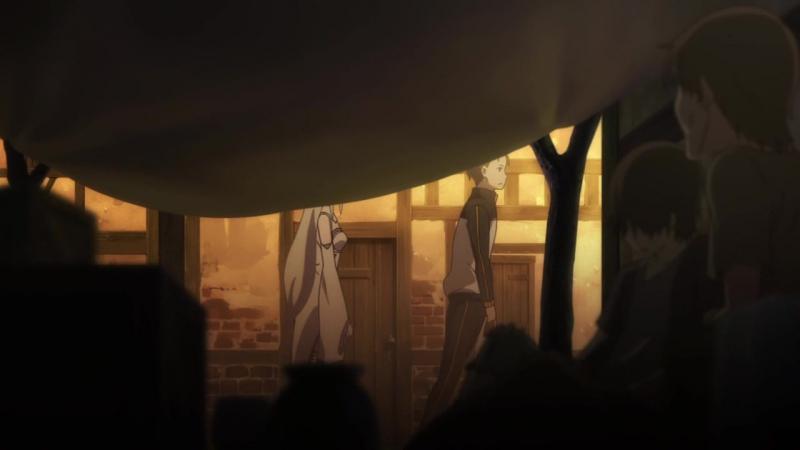 Re: Zero kara Hajimeru Isekai Seikatsu 1 серия ( Озвучка AniLibria.TV) Группа вк Rem: Zero.