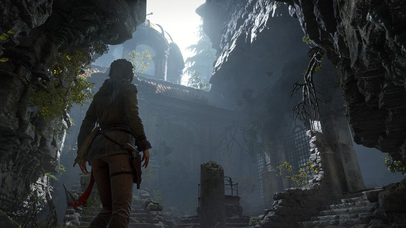 Rise of the Tomb Raider. Digital Deluxe Edition (2016) PC | RePack by xatab - Скриншот 3
