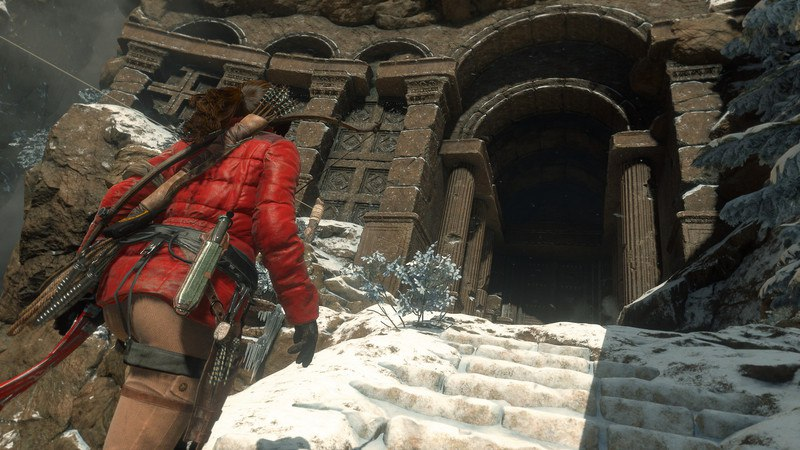 Rise of the Tomb Raider. Digital Deluxe Edition (2016) PC | RePack by xatab - Скриншот 2