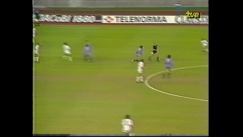 126 UC-1985/1986 1. FC Köln - Real Madrid 2:0 (06.05.1986) 1H