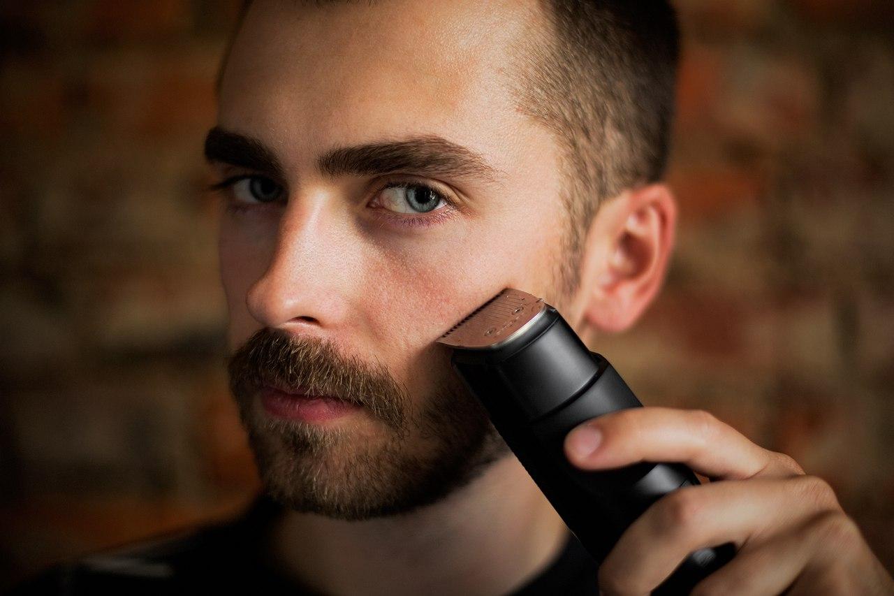 Стрижка бороды чем стричь