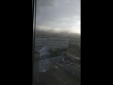 Ураган Москва 29.05.2017