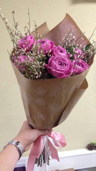 Миледи цветы спб