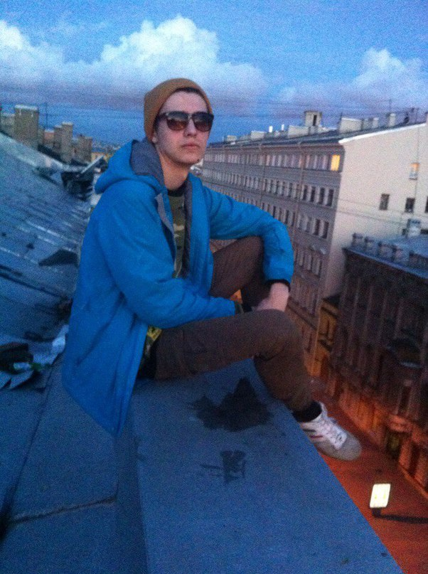 Александр Иванов | Санкт-Петербург