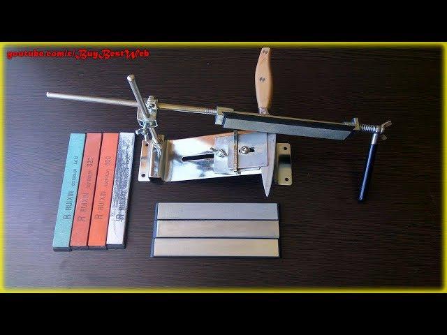 Точильный камень алмазный ► Алмазные бруски для заточки ножей к точилке Ruixin Pro III.