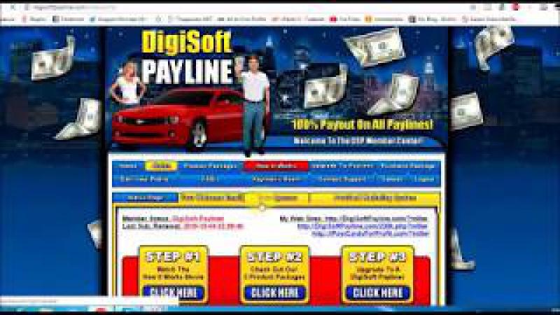 Бонусы DigiSoft Payliner Раскрутка блога Обратные ссылки/заработок в интернете 2017