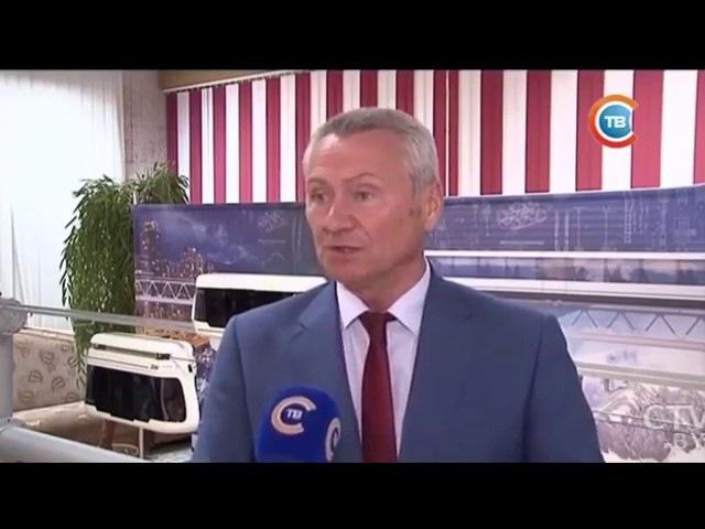 SkyWay на телеканале СТВ - Новости
