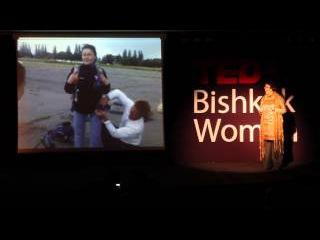 Life rules for women over 50: Venera Djamankulova at TEDxBishkekWomen