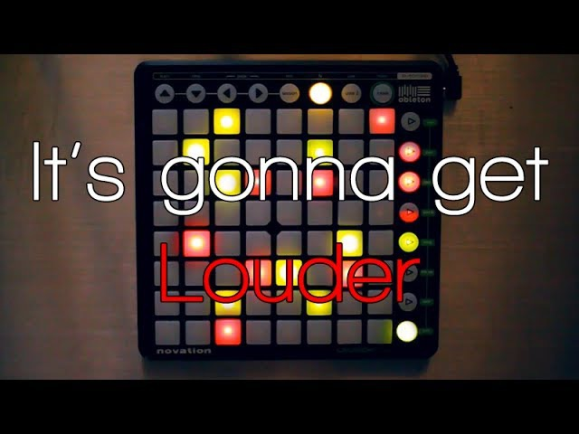 Nev Plays: Louder (Doctor P Flux Pavilion Remix) Launchpad Cover