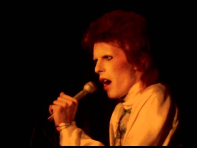 David Bowie – Ziggy Stardust, taken from 'Ziggy Stardust The Motion Picture'