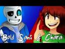 Bold Sans Chara (Groundbreaking bearandrocky1 Duet)