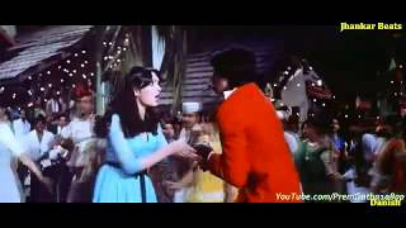 Angrezi Mein Kehte Hain (Jhankar) - [HD] - Khudar - Lata Kishore
