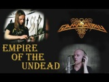 Gamma Ray - Empire of the undead (full cover)