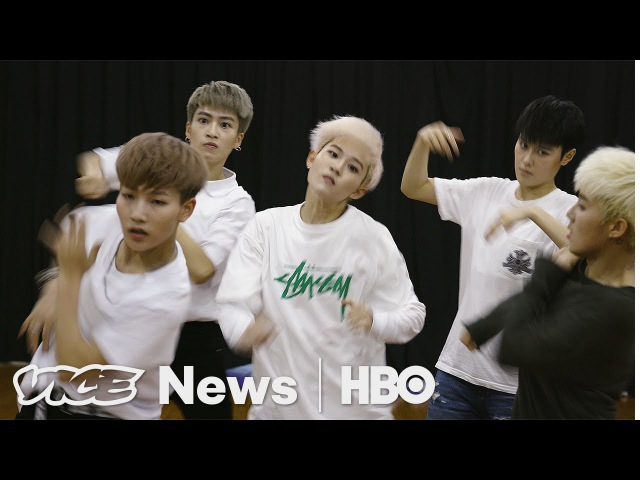 China's Girl Stars Student Loans: VICE News Tonight Full Episode (HBO)