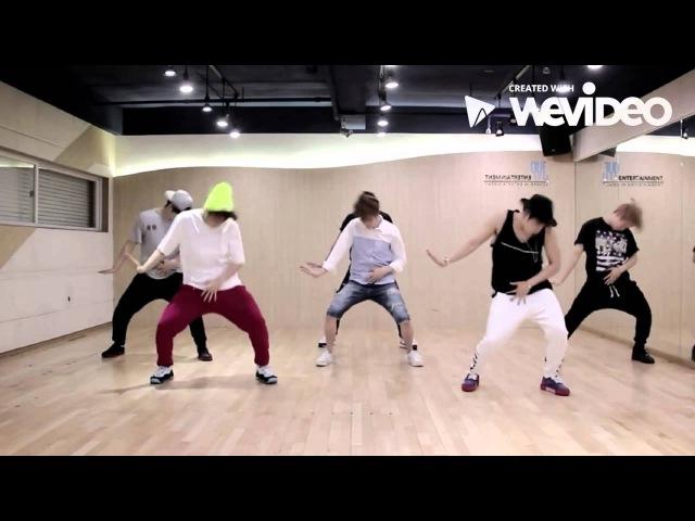 2PM - My House - Dance Practice Mirror