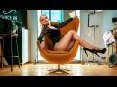 PhotoKlim 2 №13 Сексуальная блондиночка разделась на камеру