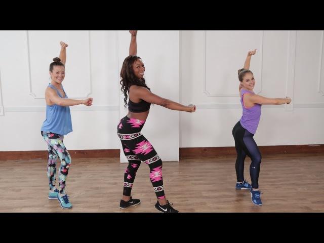 Burn 300 Calories in 30 Minutes Latin Dance Workout | Class FitSugar