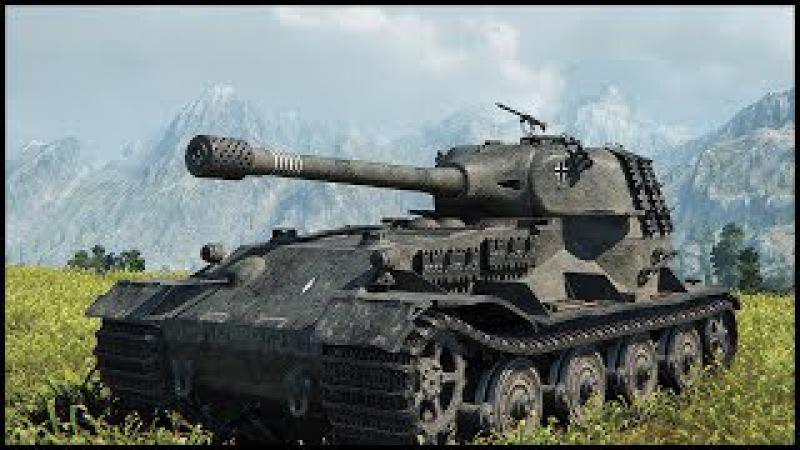 VK 72.01 (K) - 12K Damage - 7.5K Blocked - World of Tanks VK 72.01 (K) Gameplay