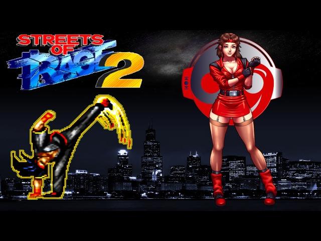 Streets of rage 2 [古代 祐三 Yuzo Koshiro] – Max Man (Shiva Theme) [Styzmask Remix]